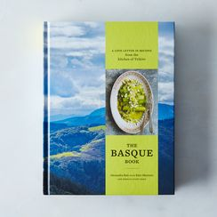 The Basque Book: A Love Letter in Recipes From the Kitchen Of Txikito, Signed Copy
