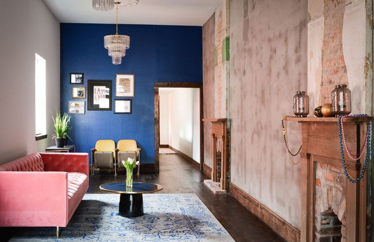 """A Home That Honors Black History in New Orleans: Before & """"Almost-After"""""""