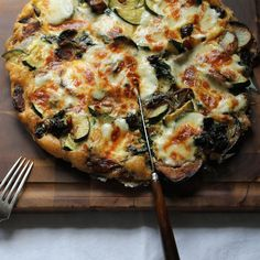 frittata with beet greens