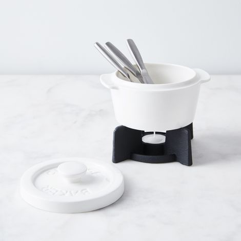 Cheese Baker and Serving Knife Set