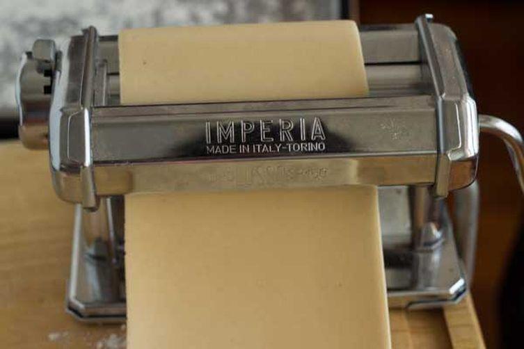 Fresh Egg Pasta - (Pasta Fresca)