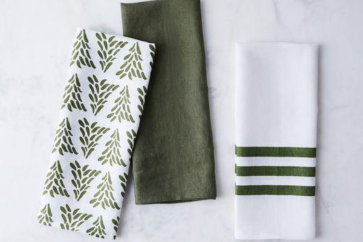 Holiday Tea Towel