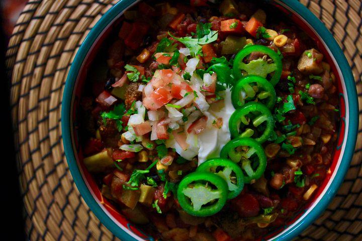 Triple Paprika Chili Recipe On Food52