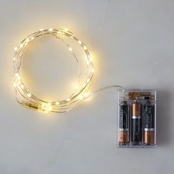 Dew Drop Wired LED Lights (Set of 2)