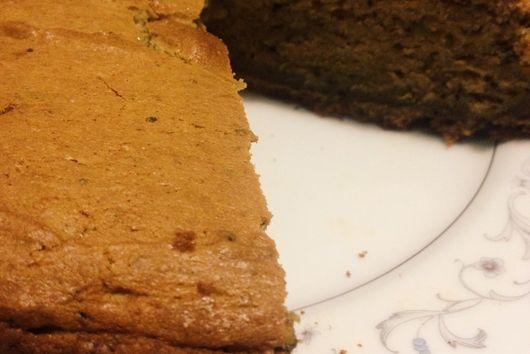 Skillet Avocado Spice Cake