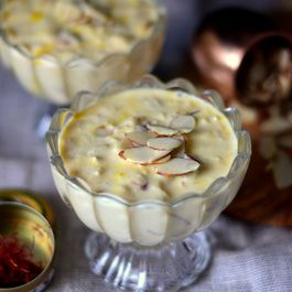 Rabbdi (Milk Pudding)