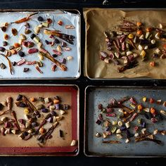 For Crispier-Edged Roasted Vegetables, Do *Less* (Bingo!)