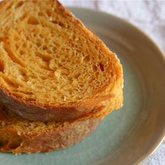 Savory Pumpkin Rosemary Bread