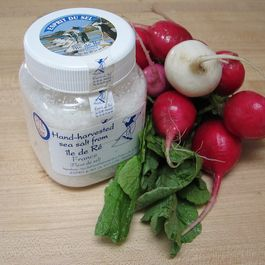 Radish Spread with Fresh Herbs