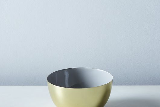 [OLD] Hawkins New York x Food52 Copper, Brass, and Grey Enamel Louise Bowls