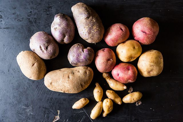 Potatoes on Food52