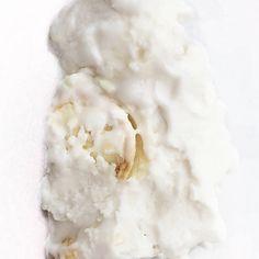 Made with Raffaello coconut ice cream