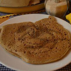 Ploye, Traditional Buckwheat Pancake