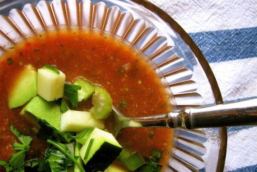 Super Nutritious Gazpacho