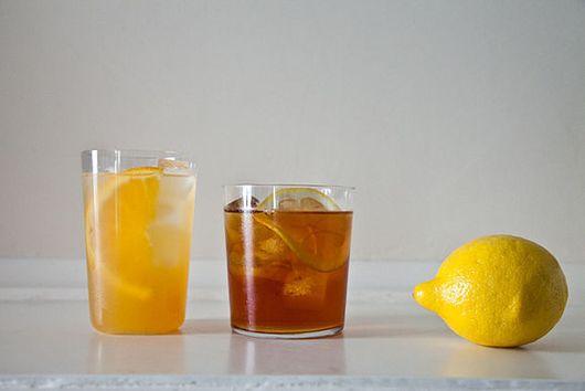 Iced Tea, Two Ways
