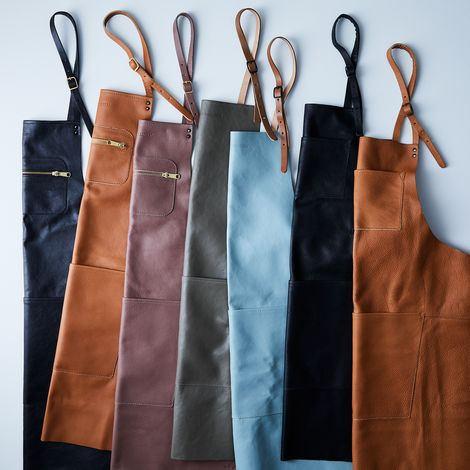 Dutch Leather Apron