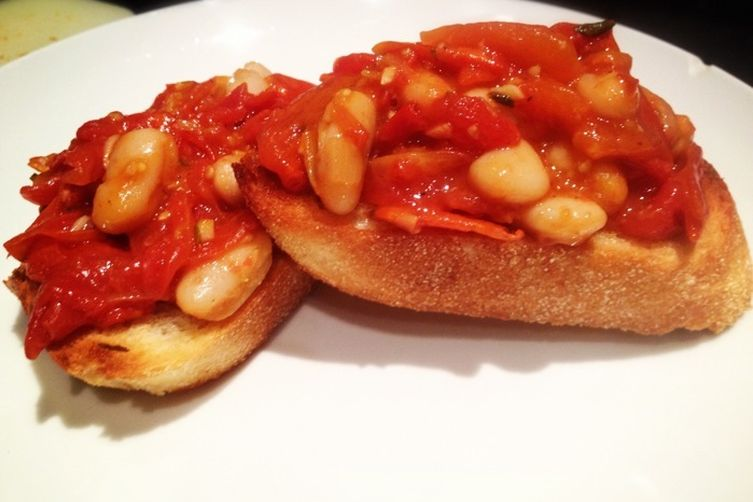 Brown Ale and White Bean Tomato Sauce