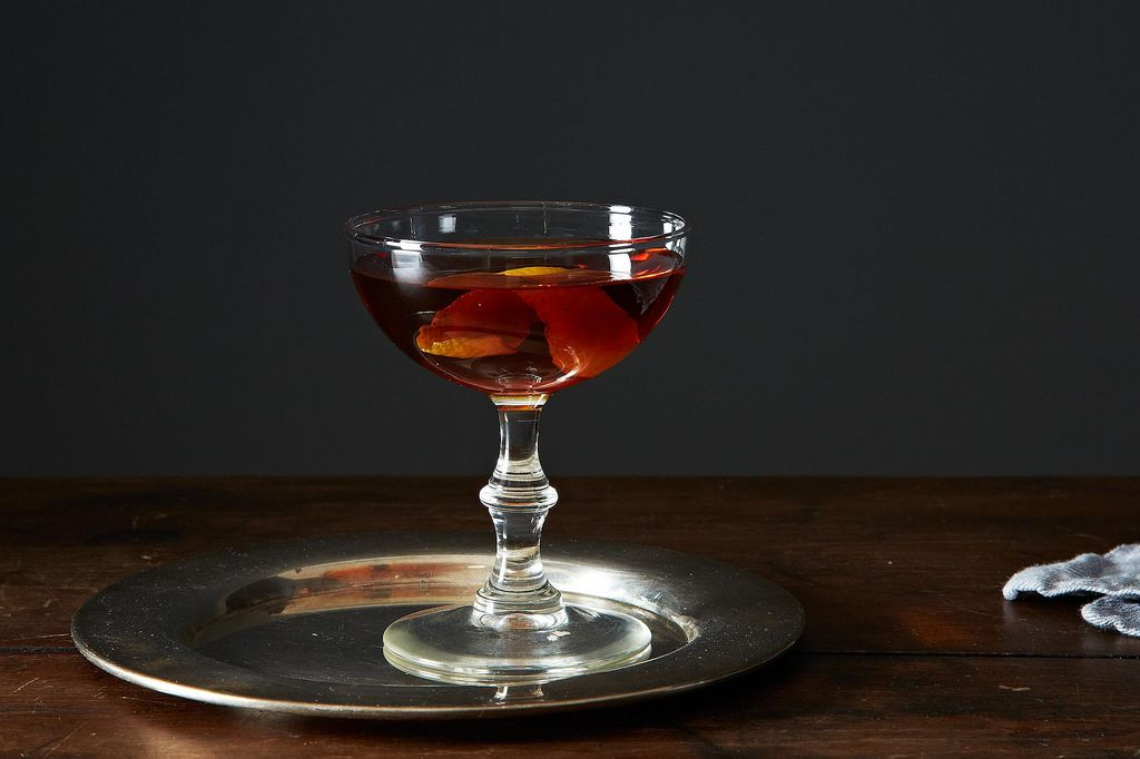 The Martinez Cocktail on Food52