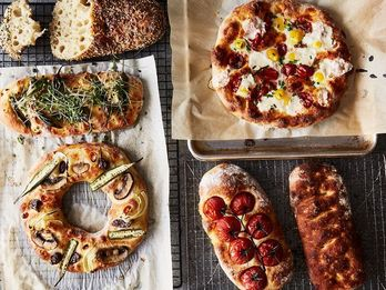 18 Breads for Breaking Passover