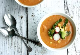 Early Summer Gazpacho