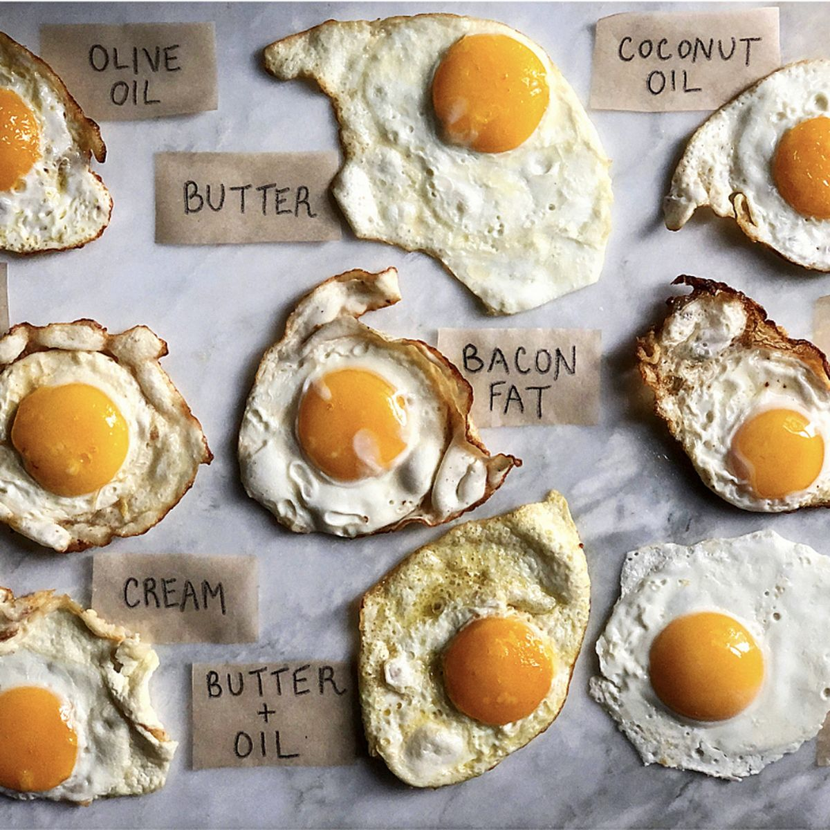 How To Fry An Egg Best Fried Egg Recipe According To 42 Tests