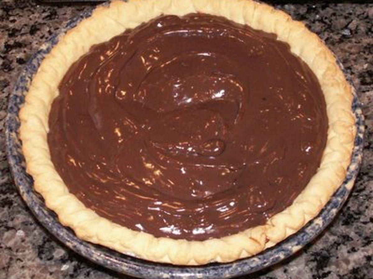 Mom S Chocolate Pie Recipe On Food52