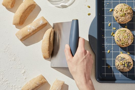 The New Five Two Bench Scraper Will Be Your Kitchen Superhero