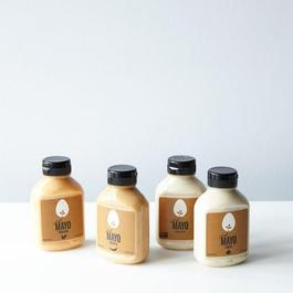 Just Mayo Variety Pack (4 Bottles)