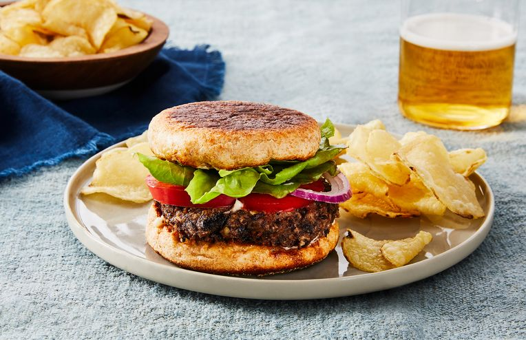 Say Hello to This Year's Veggie Burger