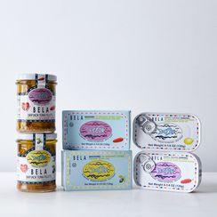Portuguese Tuna, Mackerel, and Sardine Gift Set