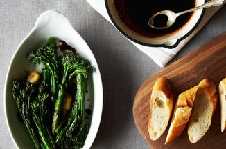 Rapini With Vin Cotto Recipe On Food52