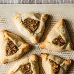Joan Nathan's Favorite Hamantaschen Cookies
