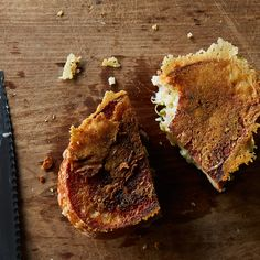 Ruth Reichl's Grilled Cheese is Genius, and Completely Out of Control