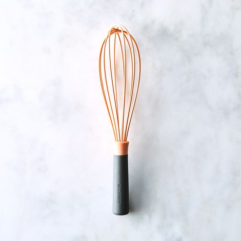 Pink Silicone Whisk