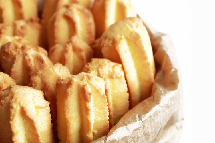 Krumiri - A Royal Biscuit