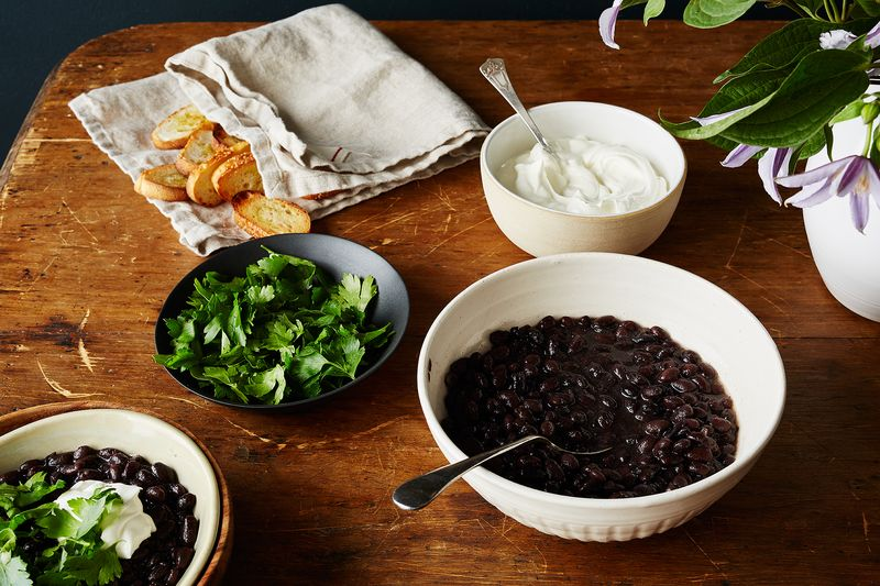 Black Beans and Rum (for Poor Poets and Others)