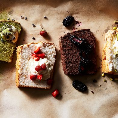 Effortless Angel's Food Cake