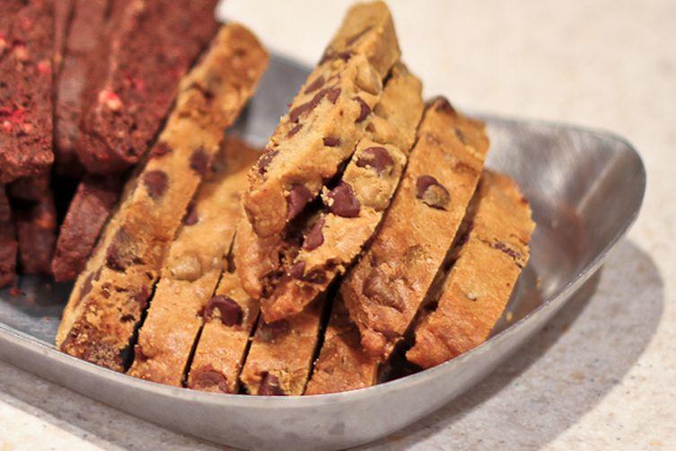 Espresso Chocolate Chip Mandelbrot