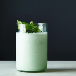 Jeffrey Morgenthaler's Grasshopper Shake