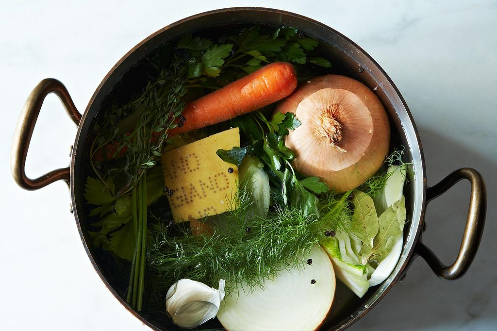 How to Make Vegetable Stock on Food52