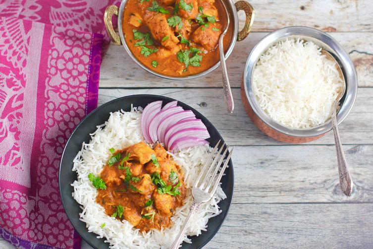Butter Chicken - Instant Pot