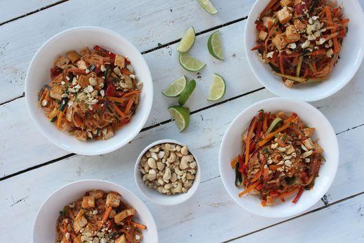 Fresh City Vegan Pad Thai