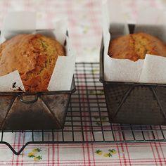 Zucchini + Chocolate Loaf