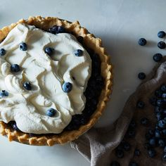You Won't Believe How Many Blueberries Go Into this Pie