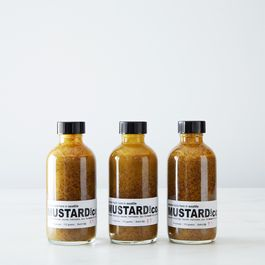 Small-Batch Mustards (3-Pack)