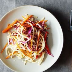 Dinner Tonight: Summer Cold Noodle Salad