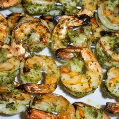 Chimichurri Grilled Shrimp