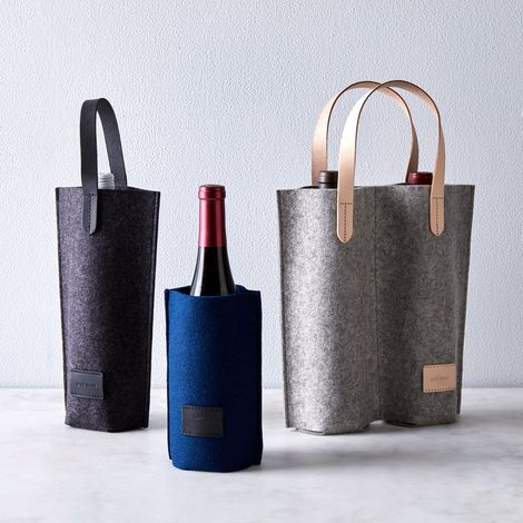 Felt Wine Carrier