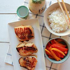 Nobu's miso-marinated black cod