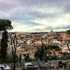 Where Should Our Editor Go in Rome?